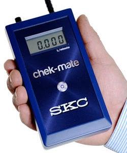 SKC chek-mate flowmeter