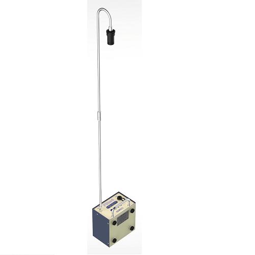 flite4 air sampler with mast